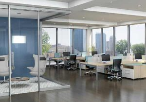 Corporate Office Space Planning And Design