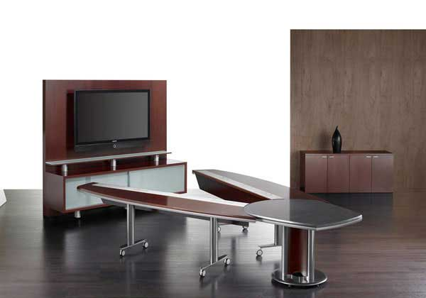 corporate conference table