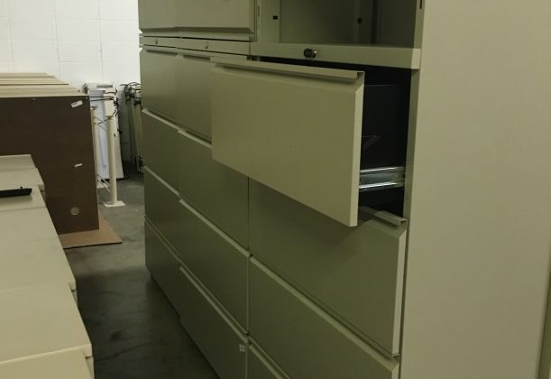used big drawer file cabinets