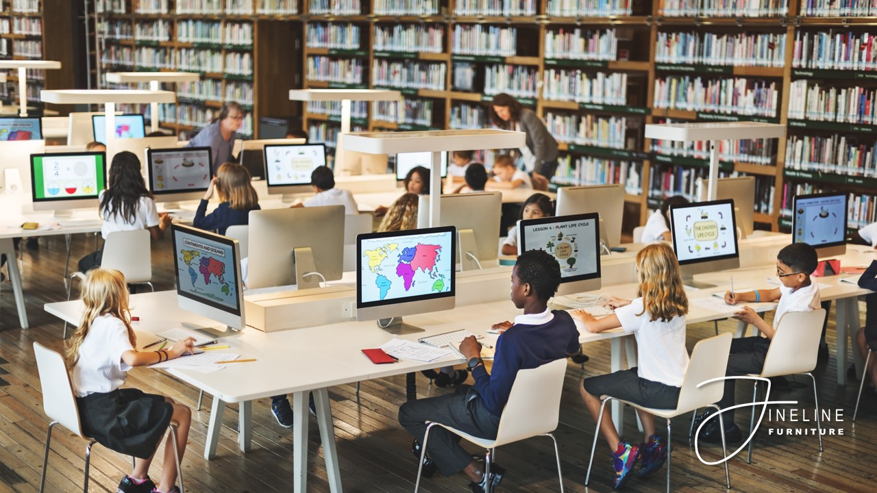 Creating a Better School Library
