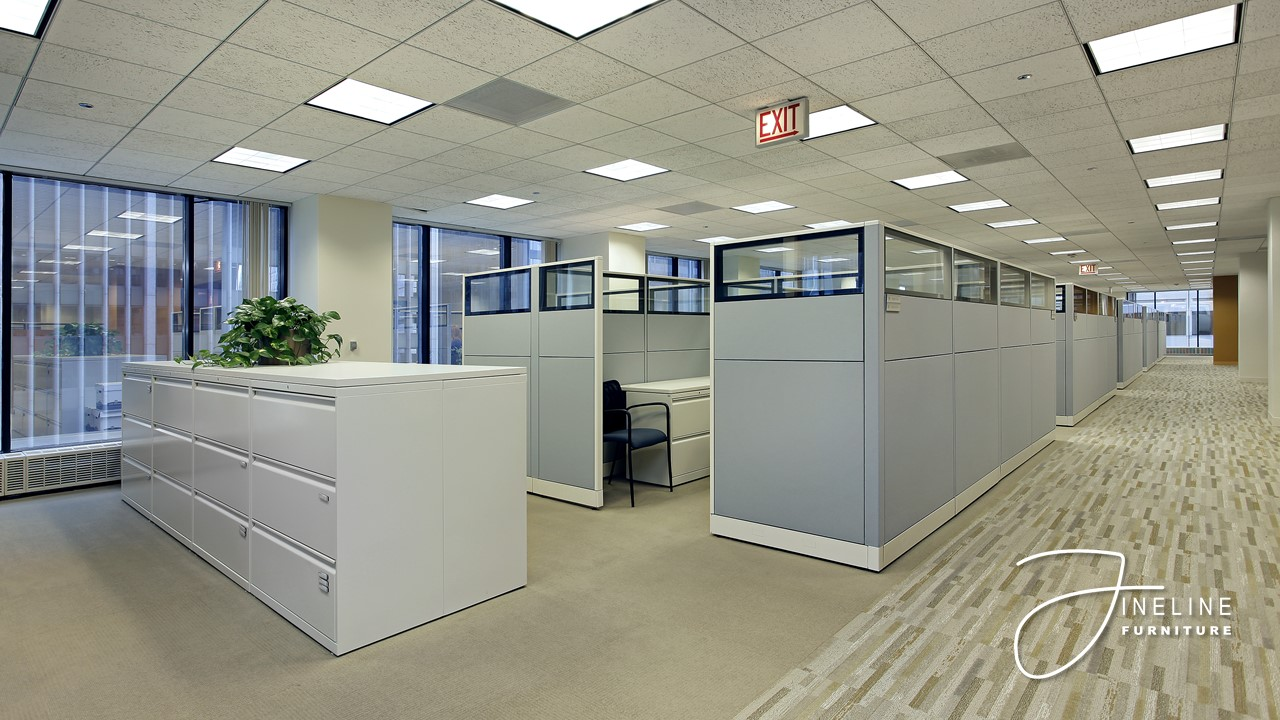 cubicle office furniture rentals